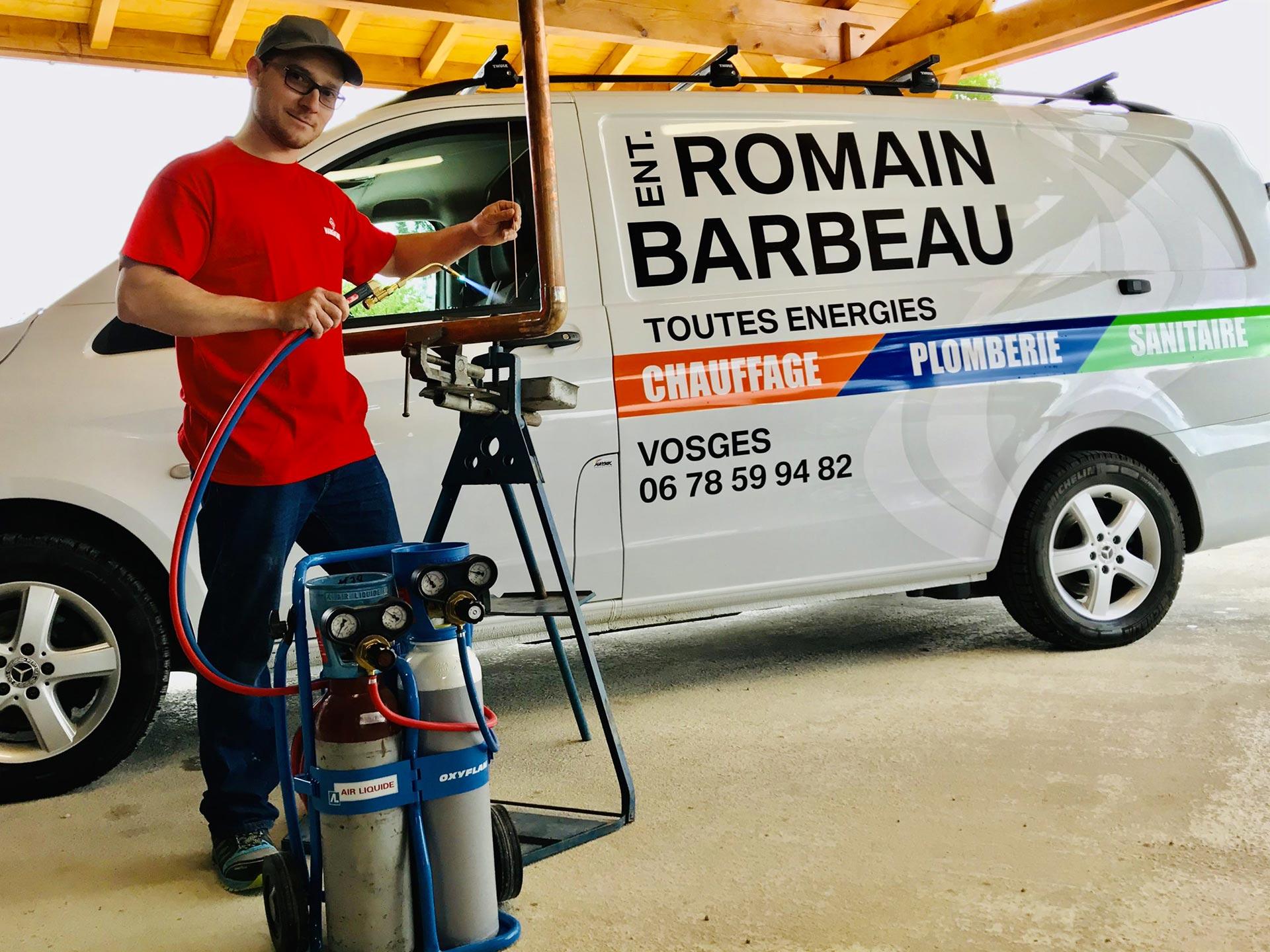 Romain Barbeau